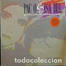 Discos de vinilo: LP PACO ORTEGA E ISABEL MONTERO CONTRACORRIENTE. NEW. Lote 206639871
