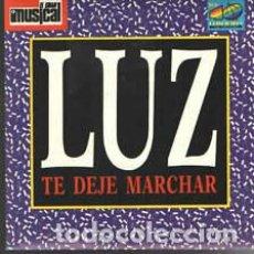 Discos de vinilo: H 7 LUZ CASAL/RICHARD MARX EL GRAN MUSICAL TE DEJE MARCHAR/SATISFECHO. Lote 206639896