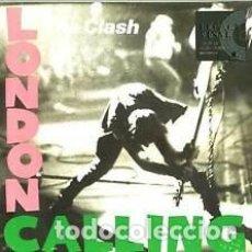 Discos de vinilo: LP THE CLASH LONDON CALLING. NUEVO. Lote 206639906