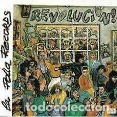 Discos de vinilo: LP LA POLLA RECORDS REVOLUCION LP. NUEVO. Lote 206639911