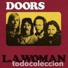 Discos de vinilo: LP THE DOORS LA WOMAN. NUEVO. Lote 206639916