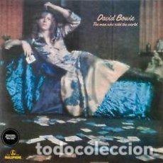 Discos de vinilo: LP DAVID BOWIE THE MAN WHO SOLD THE WORLD-VINILO. NUEVO. Lote 206639931