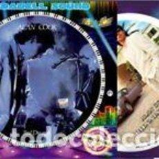 Discos de vinilo: LP ALAN COOK BAD DREAMS/RUNNING AWAY -12 MAXI PICTURE - NUEVO.. Lote 206639946