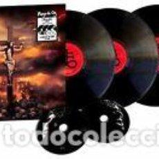 Discos de vinilo: LP MAGO DE OZ IRA DEI -3 VINILO + 2CD -. NUEVO. Lote 206639951