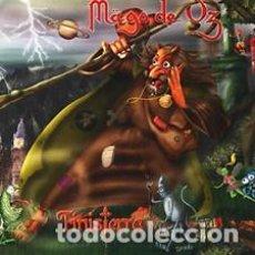Discos de vinilo: LP MAGO DE OZ FINISTERRA -3 VINILO + 2CD- NUEVO.. Lote 206639961