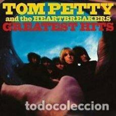 Discos de vinilo: LP TOM PETTY & THE HEARTBREAKERS GREATESTS HITS. NUEVO. Lote 206639986