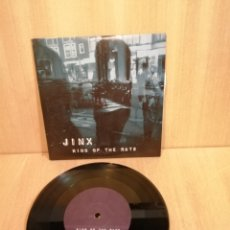 Discos de vinilo: JINX, KING OF THE RATS, BED OF PIPES.. Lote 206750258
