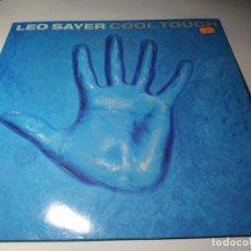 Discos de vinilo: LP - LEO SAYER – COOL TOUCH - 1C 066-7 94581 1 ( VG +/ VG +) EURO 1990. Lote 206753412