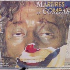 Discos de vinilo: MARTIRES DEL COMPÁS. FLAMENCO BILLY. LP VINILO PRECINTADO.. Lote 206753782