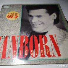 Discos de vinilo: LP - DAVID SANBORN – CLOSE-UP - 925 715-1 ( VG +/ VG +) SPAIN. Lote 206755095
