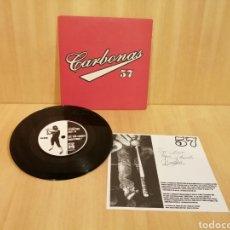 Discos de vinilo: CARBONAS 57. STUPID GIRL, SUZY 13, ETC. EP.. Lote 206758412