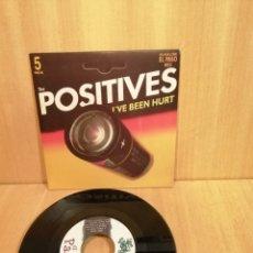 Discos de vinilo: THE POSITIVES. I'VE BEEN HURT. EP.. Lote 206759023