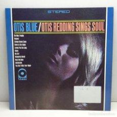 Discos de vinilo: LP - DISCO - VINILO - OTIS BLUE - REDDING SINGS SOUL - ATCO - AÑO 1965. Lote 206773333