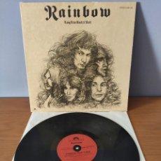 Discos de vinil: RAINBOW - LONG LIVE ROCK'N'ROLL. Lote 206774678