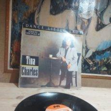 Disques de vinyle: DANCE LITTLE LADY TINA CHARLES. Lote 206774831