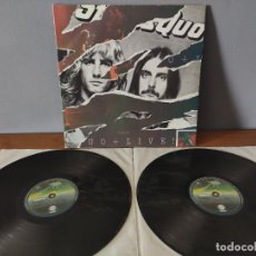 Discos de vinil: STATUS QUO - LIVE. Lote 206775027