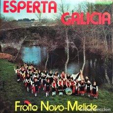 Disques de vinyle: FROITO NOVO-MELIDE / ESPERTA GALICIA EP. Lote 206778208