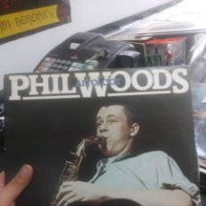 Discos de vinilo: LP PHIL WOODS ALTOLOGY PRESTIGE VG++ (FIRMADO POR EL ARTISTA VG++. Lote 206778223