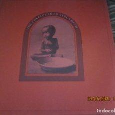 Discos de vinilo: THE CONCERT FOR BANGLA DESH CAJA 3 LP´S ORIGINAL U.S.A. - APPLE 1971 CON LIBRETO -. Lote 206780470