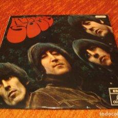 Discos de vinilo: THE BEATLES LP RUBBER SOUL 1965 ODEON ESPAÑA REEDICIÓN VINTAGE 1J 060 04115 MOCL 5300. Lote 206782846
