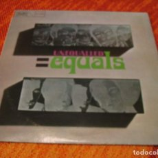 Discos de vinilo: THE EQUALS LP UNEQUALLED LAURIE PRESIDENT ORIGINAL USA 1967. Lote 206783705