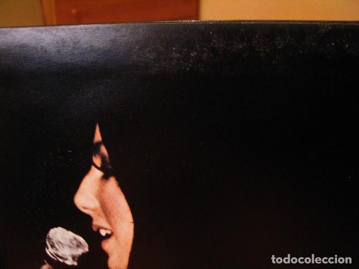 Discos de vinilo: SONNY & CHER LP LIVE MCA ORIGINAL ESPAÑA 1972 DESPLEGABLE LAMINADA - Foto 9 - 206783880