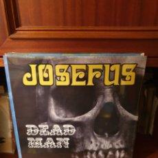 Discos de vinilo: JOSEFUS / DEAD MAN / ETHELION 2019. Lote 206784302