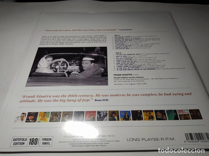 Discos de vinilo: LP - Frank Sinatra – The Hits - 10101 - 20 Temas - Edicion De Lujo - Carpeta ( Nuevo! ) - Foto 3 - 206784788