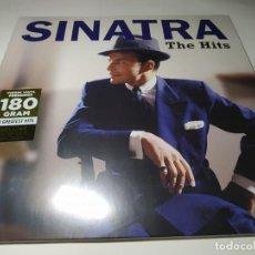 Discos de vinilo: LP - FRANK SINATRA – THE HITS - 10101 - 20 TEMAS - EDICION DE LUJO - CARPETA ( NUEVO! ). Lote 206784788