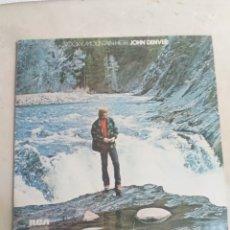 Discos de vinilo: ROCKY MOUNTAIN HIGH JOHN DENVER. Lote 206787167