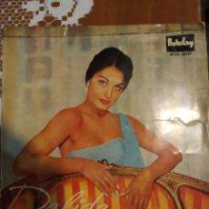 Discos de vinilo: DALIDA. LES GITANS + 3 EP. Lote 206789796