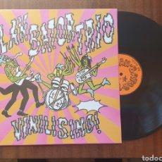 Discos de vinilo: LP ULAN BATOR TRIO - VINILISIMO! (ALEHOP, 1998) RELATED ROYAL CANIN, LOS BORBONES, FELA BORBONE. Lote 206790435