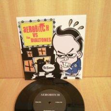 Discos de vinilo: AEROBITCH VS THE DIALTONES. EP.. Lote 206790747