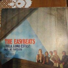 Discos de vinilo: THE EASYBEATS. ¿HOLA CÓMO ESTÁS?. Lote 206793602