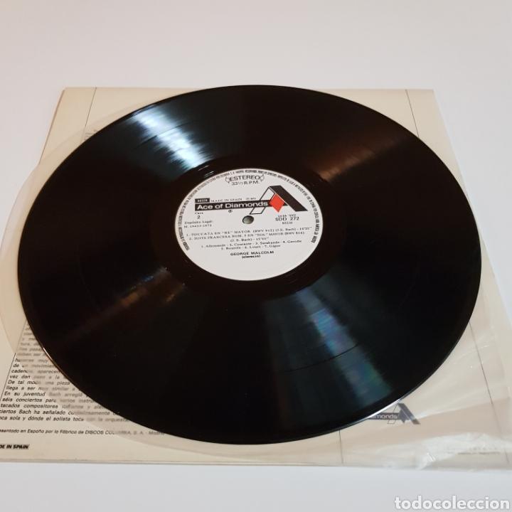 Discos de vinilo: BACH - RECITAL DE CLAVECIN - Foto 4 - 206794680