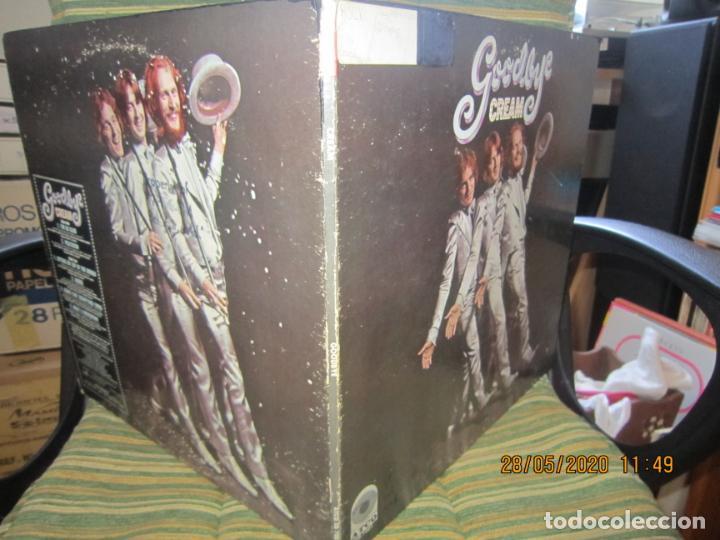 Discos de vinilo: CREAM - GOODBYE LP - ORIGINAL U.S.A. -ATCO RECORDS 1969 - GATEFOLD COVER Y FUNDA INT. GENERICA - Foto 11 - 206794866