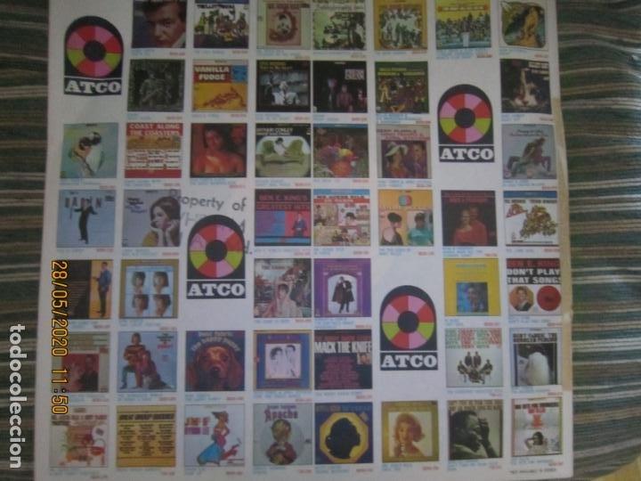 Discos de vinilo: CREAM - GOODBYE LP - ORIGINAL U.S.A. -ATCO RECORDS 1969 - GATEFOLD COVER Y FUNDA INT. GENERICA - Foto 14 - 206794866