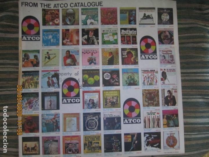 Discos de vinilo: CREAM - GOODBYE LP - ORIGINAL U.S.A. -ATCO RECORDS 1969 - GATEFOLD COVER Y FUNDA INT. GENERICA - Foto 15 - 206794866