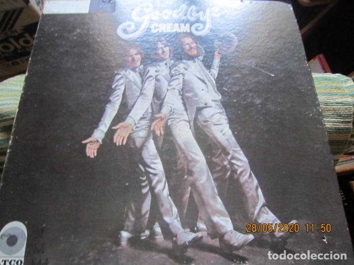 Discos de vinilo: CREAM - GOODBYE LP - ORIGINAL U.S.A. -ATCO RECORDS 1969 - GATEFOLD COVER Y FUNDA INT. GENERICA - Foto 17 - 206794866