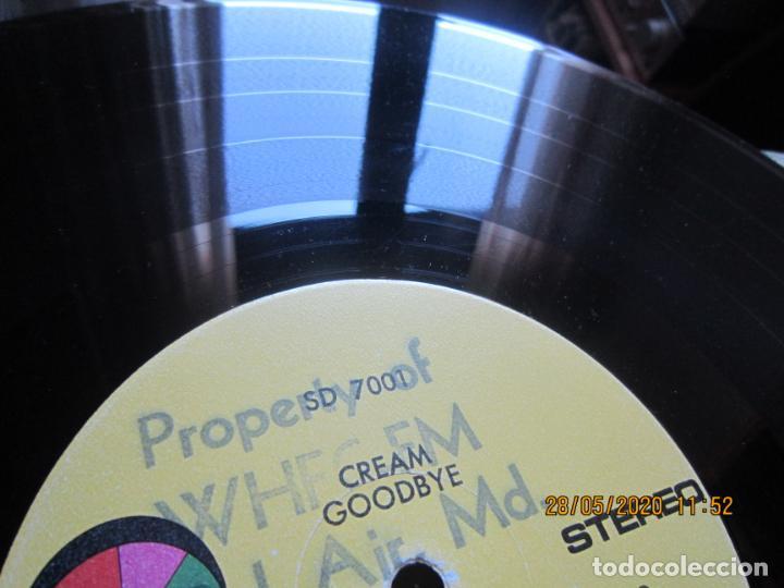 Discos de vinilo: CREAM - GOODBYE LP - ORIGINAL U.S.A. -ATCO RECORDS 1969 - GATEFOLD COVER Y FUNDA INT. GENERICA - Foto 24 - 206794866