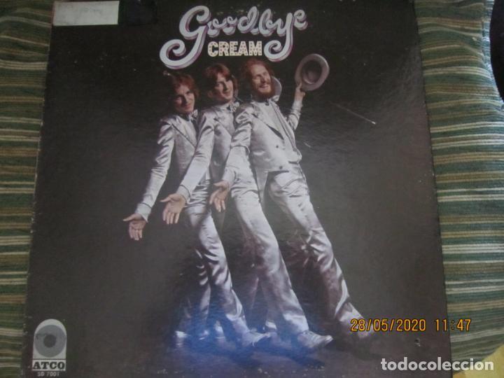Discos de vinilo: CREAM - GOODBYE LP - ORIGINAL U.S.A. -ATCO RECORDS 1969 - GATEFOLD COVER Y FUNDA INT. GENERICA - Foto 26 - 206794866