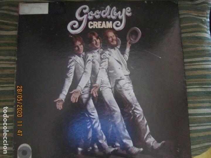 CREAM - GOODBYE LP - ORIGINAL U.S.A. -ATCO RECORDS 1969 - GATEFOLD COVER Y FUNDA INT. GENERICA (Música - Discos - LP Vinilo - Pop - Rock Extranjero de los 50 y 60)