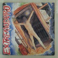 Discos de vinilo: EXTREMODURO - DELTOYA - DOBLE LP - GATEFOLD - 1992 - DRO - ROCK TRANSGRESIVO - DIFÍCIL - JOYA. Lote 206590798