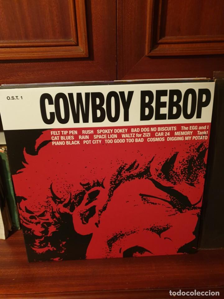 THE SEATBELTS / COWBOY BEBOP / NOT ON LABEL 2016 (Música - Discos - LP Vinilo - Bandas Sonoras y Música de Actores )