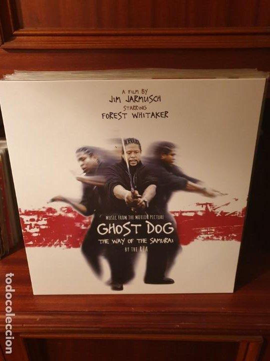 GHOST DOG / BANDA SONORA / DOBLE ALBUM / NOT ON LABEL (Música - Discos - LP Vinilo - Bandas Sonoras y Música de Actores )