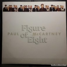 Discos de vinilo: PAUL MCCARTNEY - BEATLES - FIGURE OF EIGHT - MAXISINGLE - ITALIA - RARO - EXCELENTE - NO CORREOS. Lote 206802275
