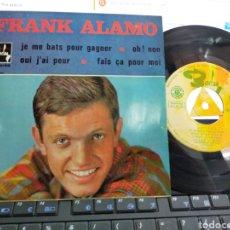 Discos de vinilo: FRANK ÁLAMO EP JE ME BATS POUR GAGNER + 3 ESPAÑA 1964. Lote 206802725