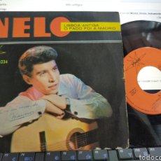 Discos de vinilo: NELO SINGLE LISBOA ANTIGA ESPAÑA 1966. Lote 206812495
