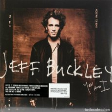 Discos de vinilo: JEFF BUCKLEY * 2LP 180G YOU AND I * GATEFOLD * COVERS B. DYLAN, LED ZEPELLIN, SMITHS ...PRECINTADO!. Lote 206813361