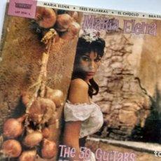 Discos de vinilo: EP ( VINILO) DE THE 50 GUITARS OF TOMMY GARRETT AÑOS 60. Lote 206822605
